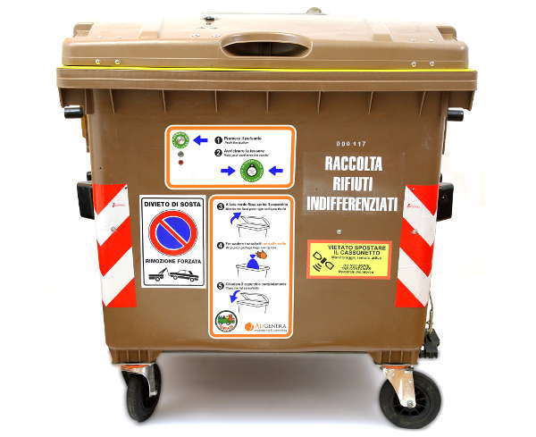 Innovative Environmental Technologies for an efficient waste management